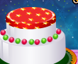 Games Creamy Christmas Cake Decor