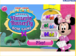 Games Minnies Fluttering Butterfly Bow