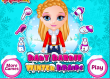 Games Baby Barbie Winter Braids