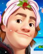 Games Frozen Kristoff Christmas Makeover