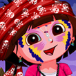 Games Dora Halloween Makeup