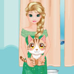 Games Elsa Pet Care
