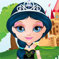Games Baby Barbie Princess Costumes