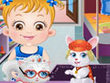 Games Baby Hazel: Pet Party