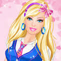 Games Barbie Hairstyle Design