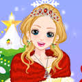 Games Barbie Winter Shopping