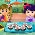 Games Mia Cooking Fairy Cakes