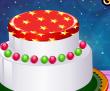 Games Creamy Christmas Cake Decor