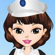 Games Air Hostess Dressup