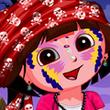 Games Dora Halloween Makeup