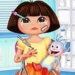 Games Dora Hand Doctor