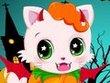 Games Halloween Kitty Cat