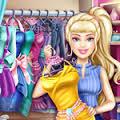 Games Barbie S Closet