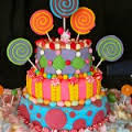 Games Candy Cake