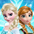 Games Frozen Sisters Graduation Makeover