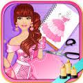 Games Cinderella Shoes Designer